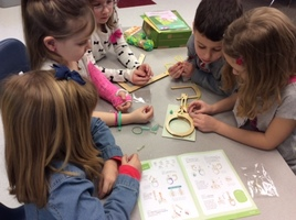 Engineering in Kindergarten