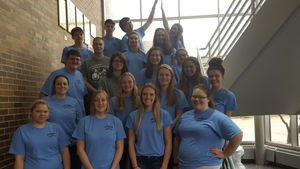Math Team Competes at Illinois Central College