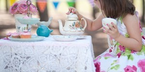 Olympia NHS to Host Prince and Princess Tea Party