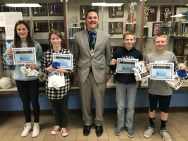 OMS Spartans of the Week