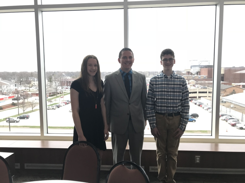 OMS Honors Students at Student Leadership Luncheon