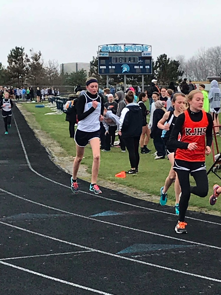 OMS Hosts Tom Smith Invitational Track Meet