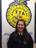 Litwiller Named FFA Member of the Month