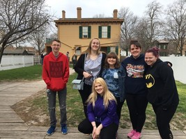 History Club Explores The Land Of Lincoln