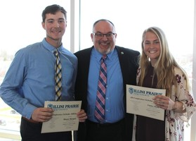 Illini Prairie Conference Recognizes Scholar Athletes