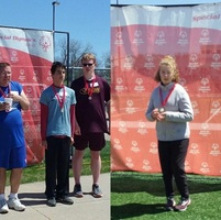 Congrats to our OMS Special Olympics Track Athletes!