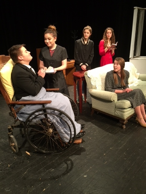 OHS Drama Department to Perform The Man Who Came to Dinner