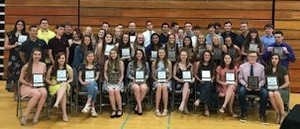 Senior Activities Participants Recognized