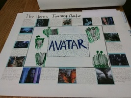 7th Grade English Explores the Hero's Journey