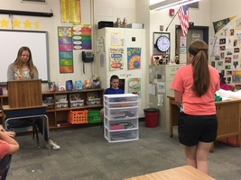 7th Grade Students Participate in Mock Trials