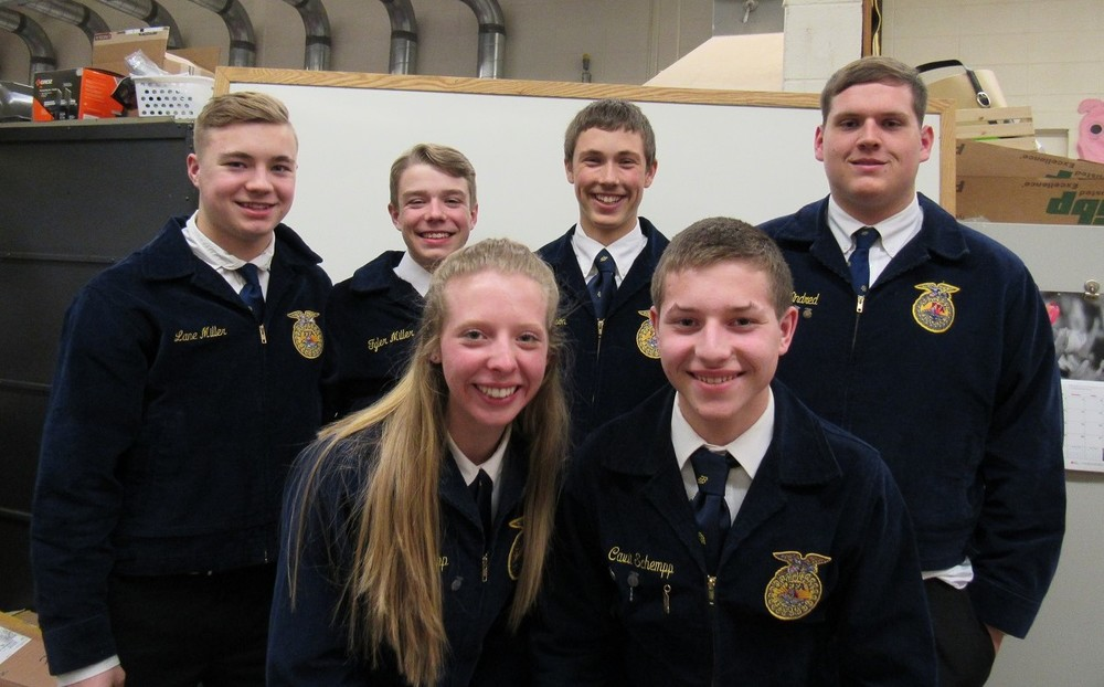 FFA Participates at Pontiac Leadership Invitational
