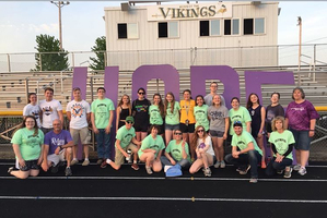 OHS Participates in Relay for Life