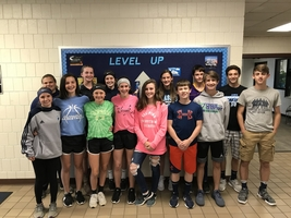 OMS Track Students Head Off to State