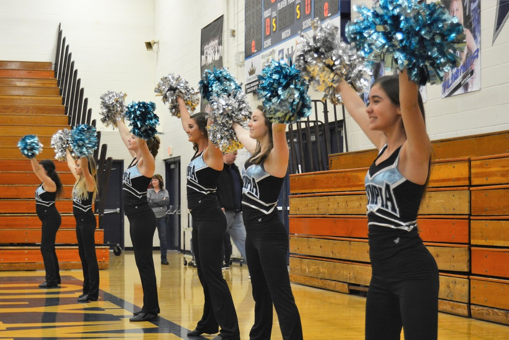 2018-2019 Dance Team Tryouts