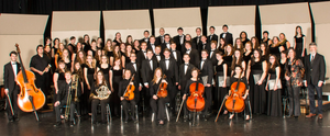 "OHS Wins Honorable Mention / Special Judges' Citation: ""Exceptional Commitment to Great Repertoire, Most Improved"""