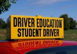 Driver's Education Meeting Scheduled