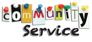 Forms for Community Service Hours Available