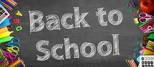 ONE Back to School Information 18-19