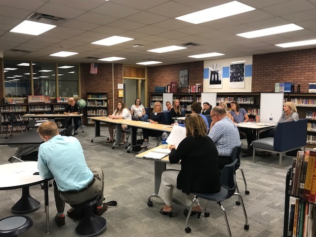 OAC Holds First Meeting of the School Year