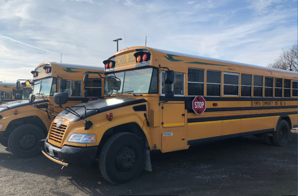 Olympia Transportation Department Looking for Substitute Bus Drivers
