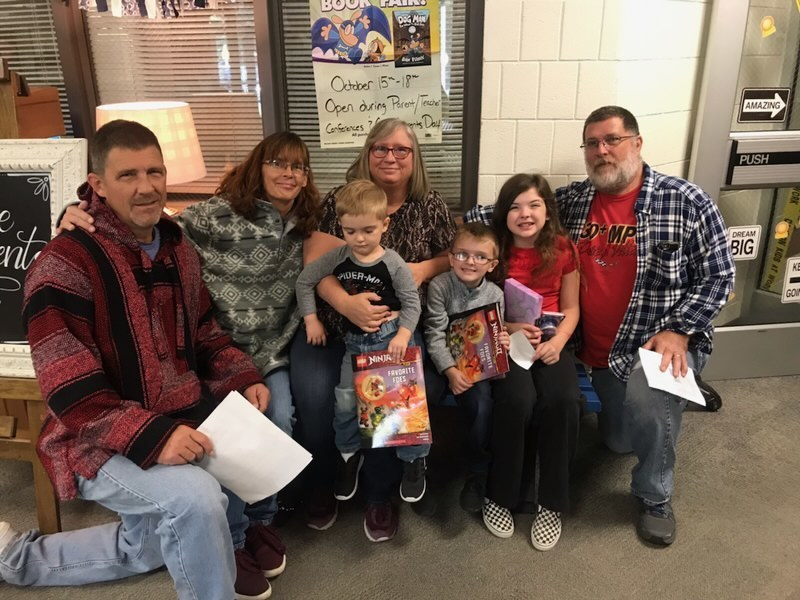 Olympia West Welcomes Grandparents