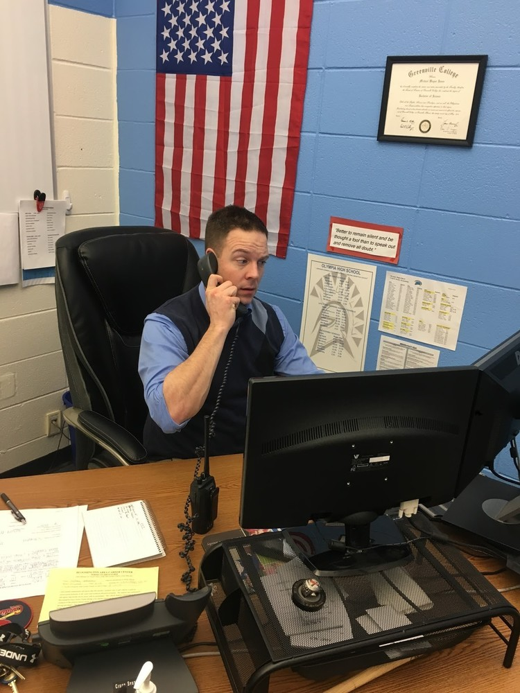 History Teacher Mike Jones Steps into New Role at OHS