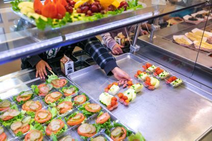 Students Will Receive Free Meals Through the 20-21 School Year