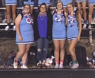 OHS Cheer Team Acquires New Cheer Coach