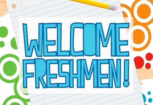 Freshman Orientation This Wednesday