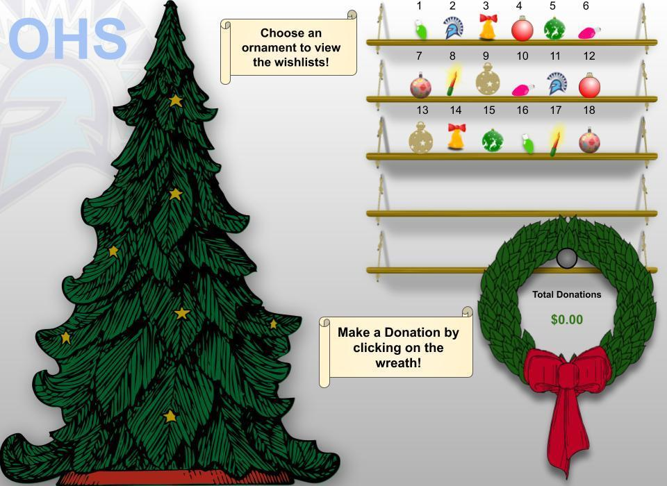 Virtual Angel Tree Event | Spartan Council & National Honor Society