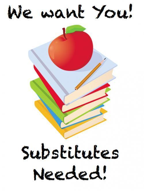 You Can Be A Substitute Teacher!