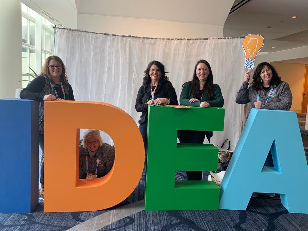 Your Media Techs @IDEAcon!