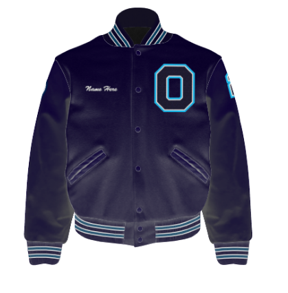 Order Your Lettermans Jacket