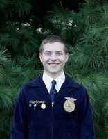 Schempp Selected to Compete at National FFA Convention