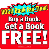 Scholastic BOGO Book Fair