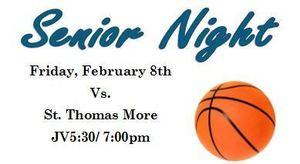 OHS Winter Activities Senior Night
