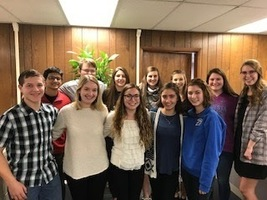 Illinois State Scholars Recognized