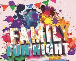 Olympia West Family Fun Night