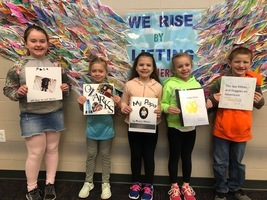 2-3 Young Author Winners