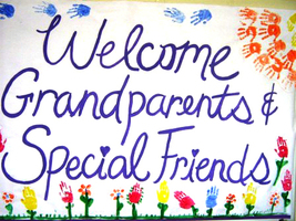 Grandparents Day 2018 at Olympia North