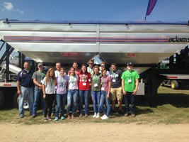 Olympia FFA Members Attend MAGIE Expo and Asmark Institute