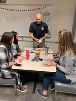 OWE Staff Receives Stop the Bleed Kits