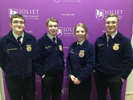 Olympia FFA Chapter Announces Proficiency Award Winners