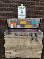Emergency Mini Food Pantry Now Open