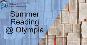 Keep Reading this Summer with Olympia Libraries!