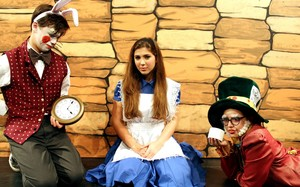 "OHS to Perform ""Alice in Wonderland"""