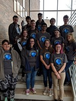 STEM/OHS Math Team attends ICTM Regional Contest