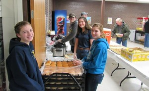 Olympia FFA Alumni Auction - Pack the Place Event a Success