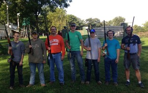 Smith Leads Olympia FFA Trap Shooting Team