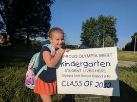 First Day for the Class of 2032!